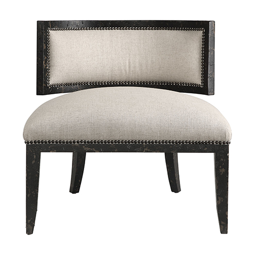 Somer Oatmeal Accent Chair