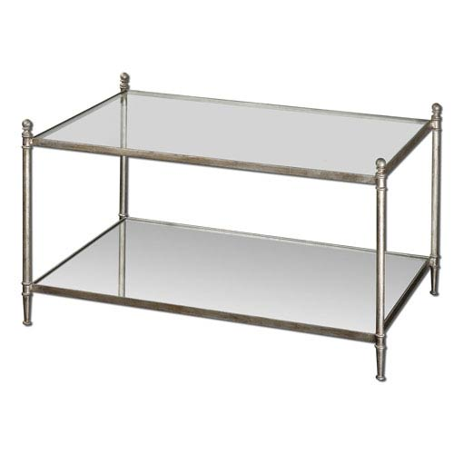 Silver Gannon Coffee Table