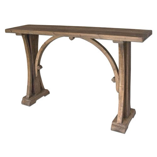 Genessis Natural Console Table
