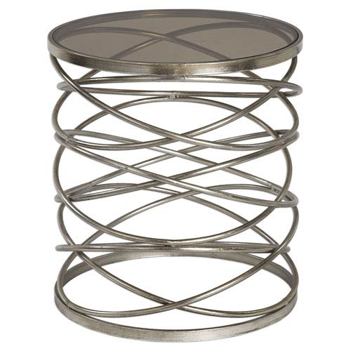 Silver Contemporary Accent Tables Free Shipping Bellacor