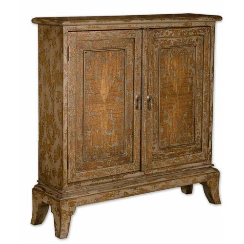 Maguire Console Cabinet  sc 1 st  Bellacor & Accent Cabinets u0026 Chests | Wooden Storage For The Home On SALE