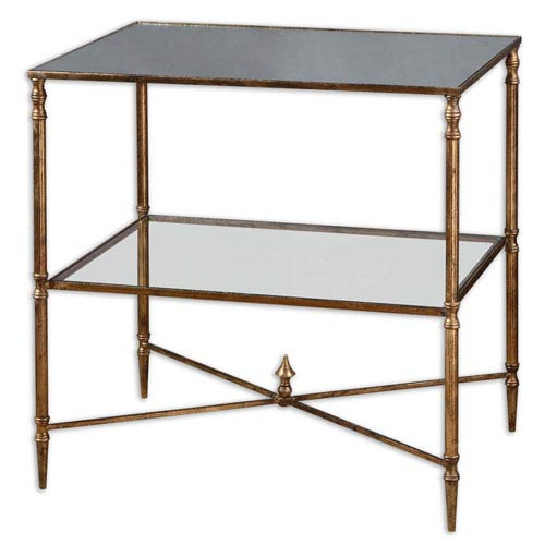 Uttermost Henzler Lamp Table