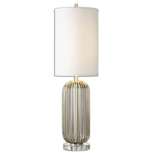 Cesinali Gold One-Light Table Lamp