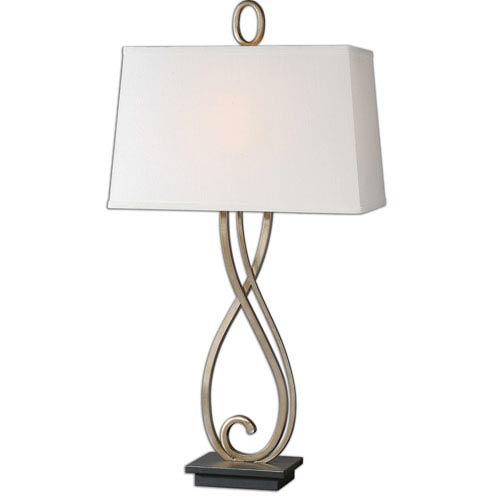 Uttermost Ferndale Dark Bronze One-Light Metal Table Lamp