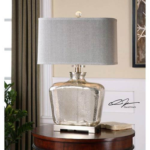 Uttermost Molinara Mercury One Light Glass Table Lamp