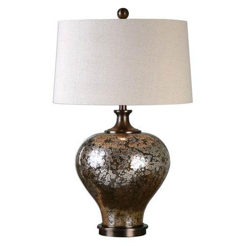 Bronze table lamps free shipping bellacor liro dark bronze one light table lamp aloadofball Image collections