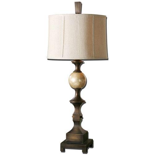 Uttermost Tusciano Dark Bronze Table Lamp