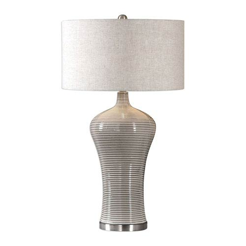 Gray Table Lamps Impressive Gray Table Lamps Free Shipping Bellacor