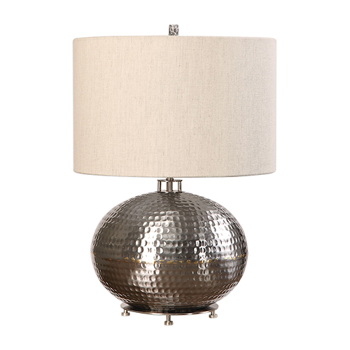 Hammered Table Lamp Bellacor