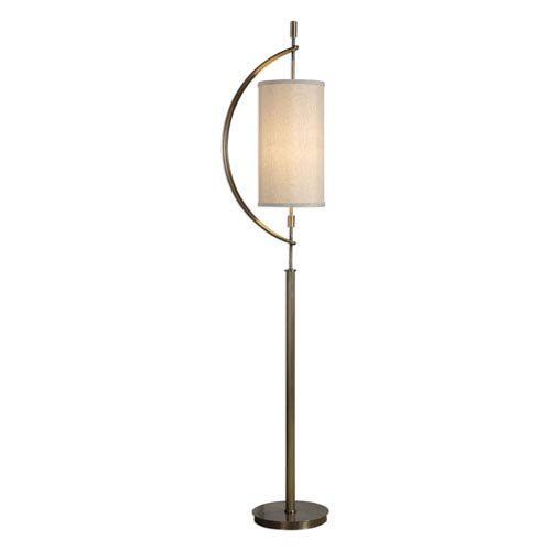 Balaour Antique Br Floor Lamp
