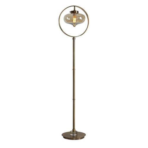 Uttermost Namura Edison Globe Floor Lamp