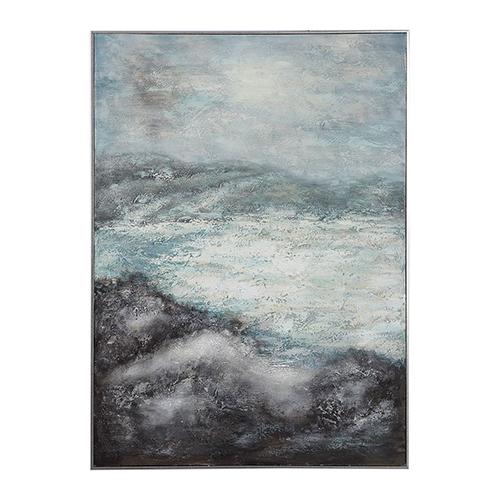 Azure Altitudes Canvas