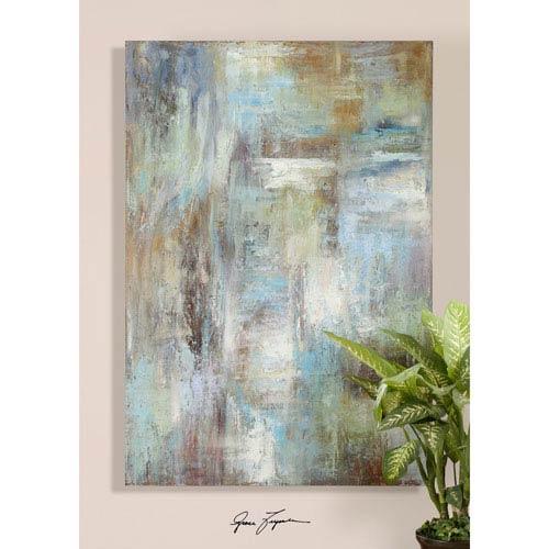 Dewdrops: 48 x 70 Wall Art