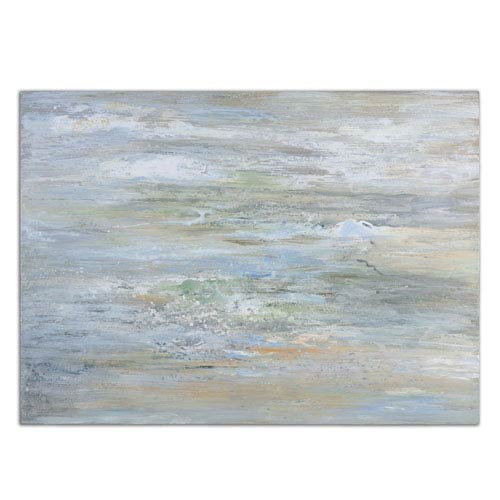 Uttermost Misty Morning by Grace Feyock: 48 x 36 Hand Painted Art