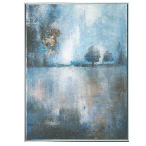 Uttermost Stretched Canvas Wall Art | Bellacor