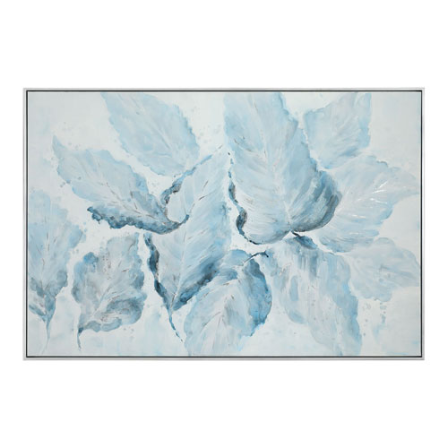 Blue Belle Floral Art