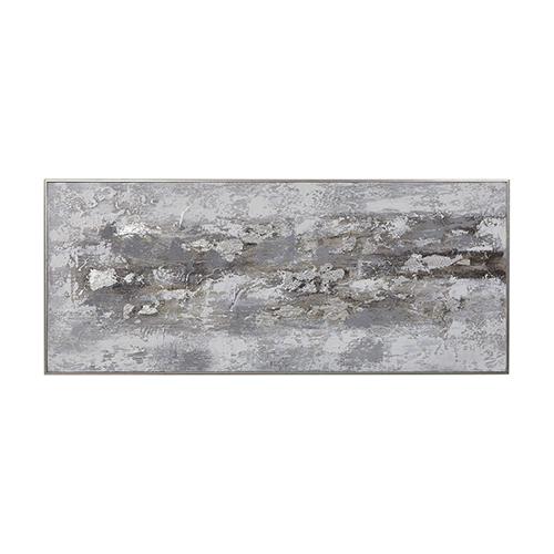 Weathered Stone Canvas