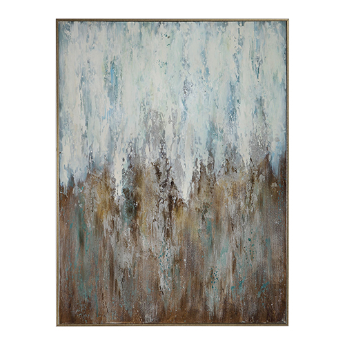 Uttermost Wave After Wave Wall Art