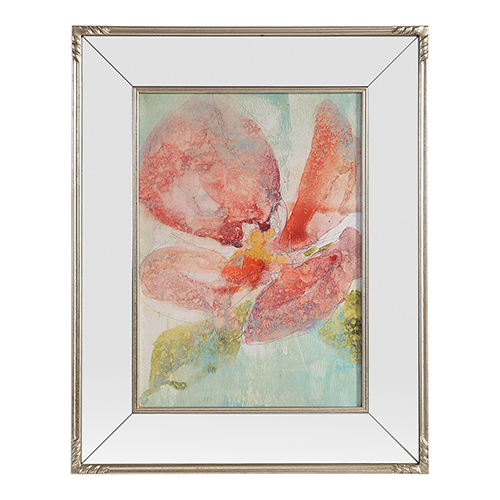 Uttermost Veiled Poppy Floral Art