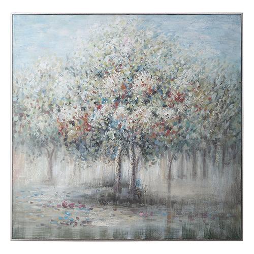 Fruit Trees Landscape Art