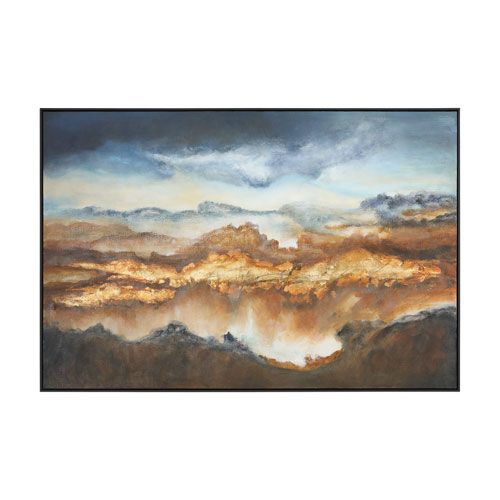 Valley Of Light Landscape Art