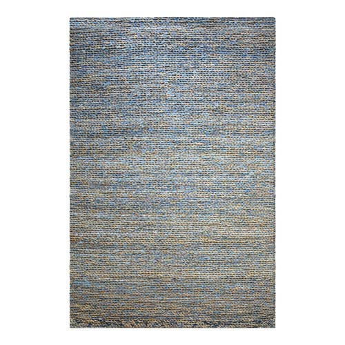 Euston Natural-Blue Rectangular: 5 Ft. x 8 Ft. Rug