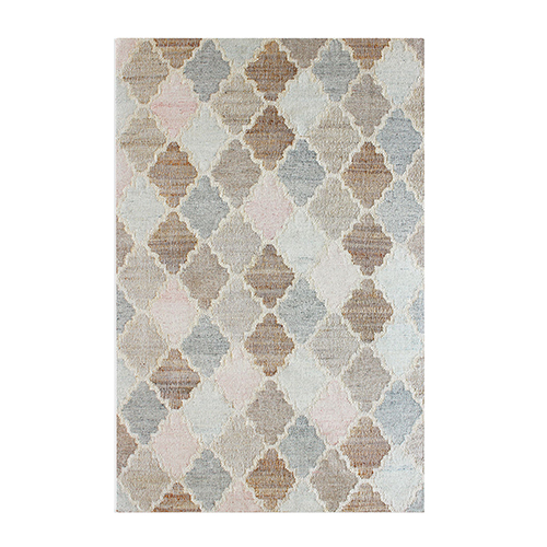 Florio Multicolor Rectangular: 5 Ft. x 8 Ft. Rug