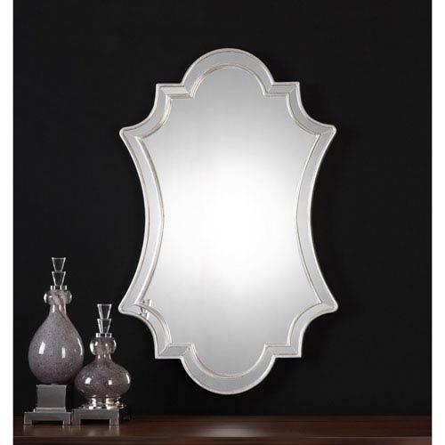 Elara Antique Silver Wall Mirror