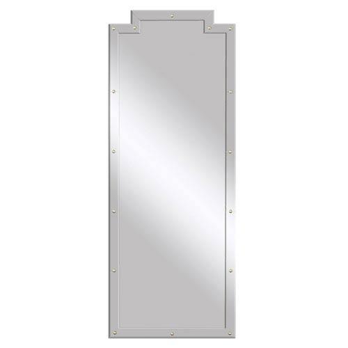 Uttermost Vedea Smoke Leaner Mirror