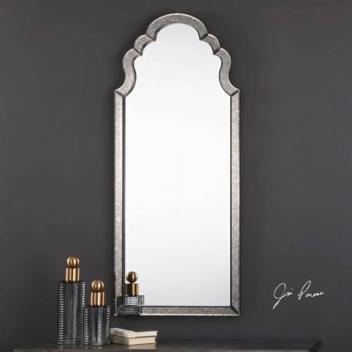 Lunel Gray Mirror