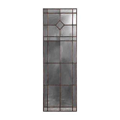 Elegant wall mirrors Hallway Uttermost Winthrop Rust Bronze Antique Mirror Bellacor Elegant Bronze Wall Mirror Bellacor