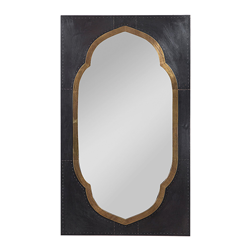 Uttermost Shanti Moroccan Bronze Mirror
