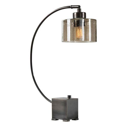 Russel Arched Iron Lamp