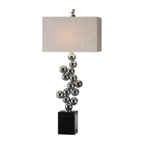 Surret Metal Spheres Table Lamp