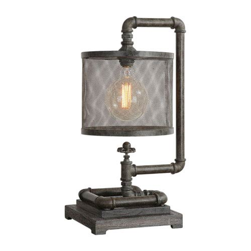 Collins Industrial Pipe Lamp