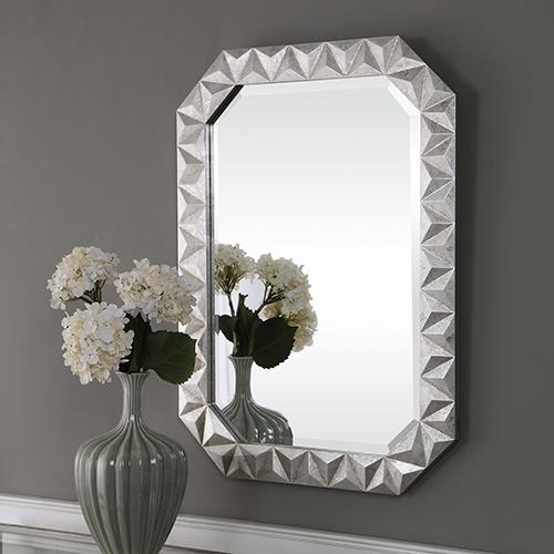 Wellington Silver Mirror