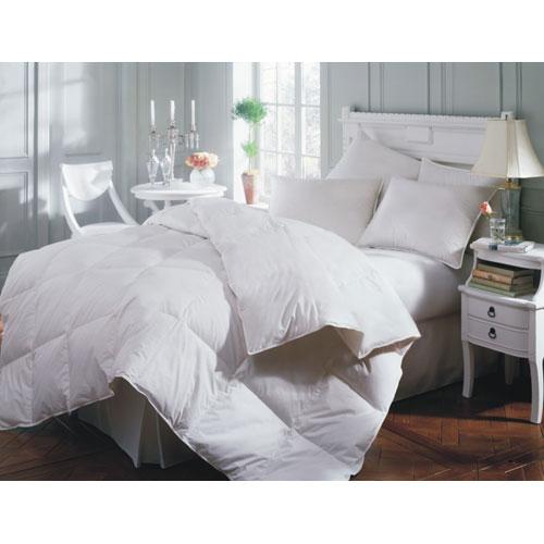 Astra White Twin 68x86 Comforter