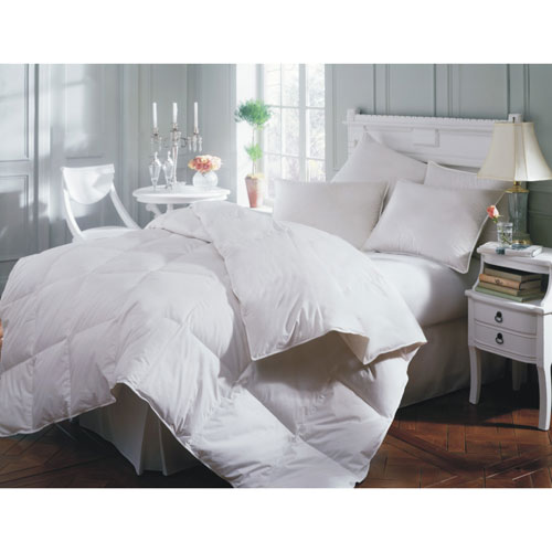Astra White Summer Comforel Twin Comforter