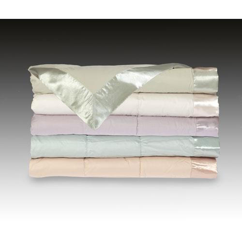 Sage Brush Petite 35x55 4oz Down Blanket