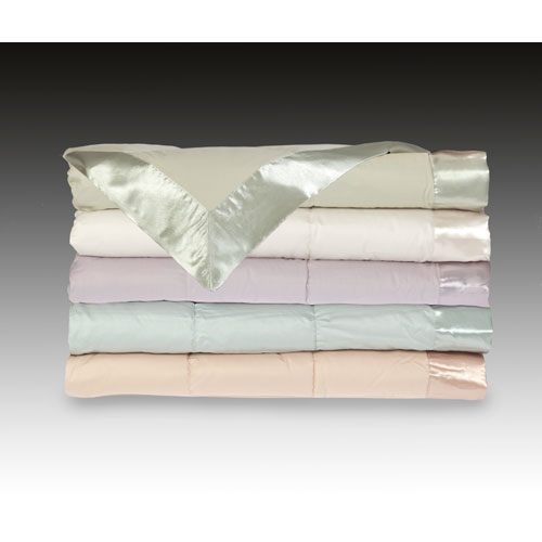 Sand Twin 70x90 12oz Down Blanket