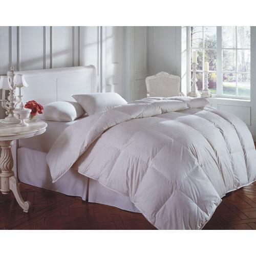 Cascada White Supreme King 120x120 94oz Comforter