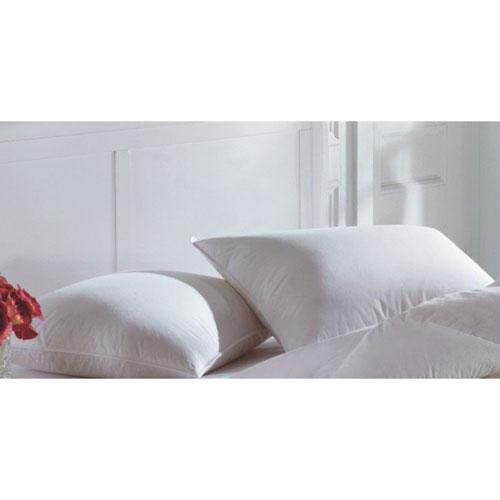 Downright Cascada Peak White 600+ Soft Standard Down Pillow