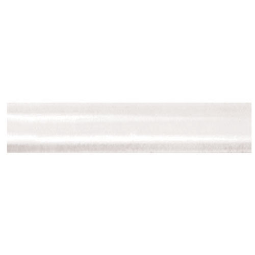 White Six-Inch Ceiling Fan Downrod Extension