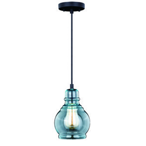 Mille Oil Rubbed Bronze Six-Inch 1-Light Mini Pendant
