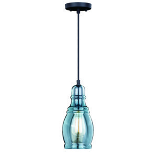 Vaxcel Mille Oil Rubbed Bronze Five-Inch 1-Light Mini Pendant