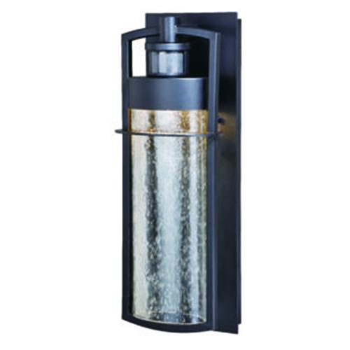 Vaxcel Logan Carbon Bronze 6.5-Inch LED Outdoor Motion Sensor