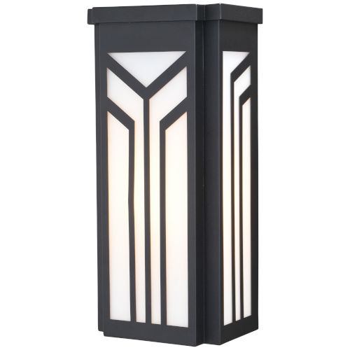 Evry Oil Rubbed Bronze One-Light Outdoor Wall Sconce
