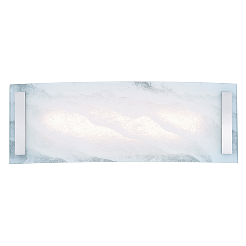 Fina Satin Nickel 16-Inch LED ADA Vanity Light