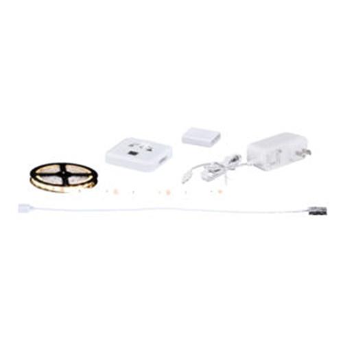 Vaxcel Under Cabinet LED White 120-Inch LED Tape Light Pack