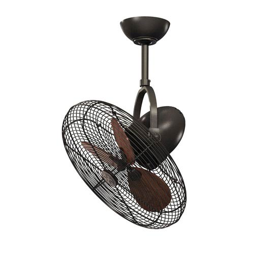 Vaxcel Elston New Bronze Ceiling Fan